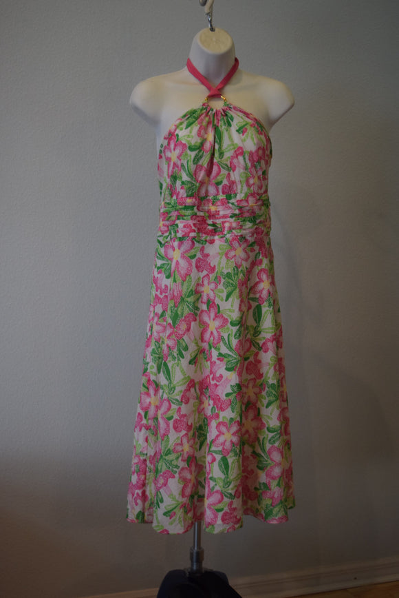 Lily Pulitzer Strapless Dress