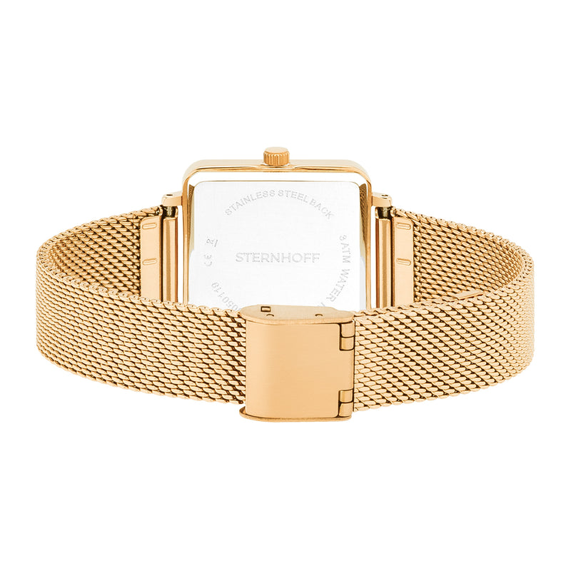 Ladies watch yellow gold yellow gold
