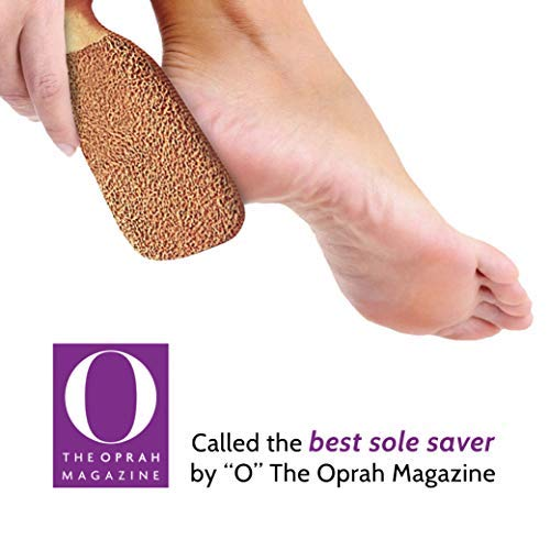 Gilden Tree | Pumice Stone for Feet | Terra Cotta Foot Scrubber