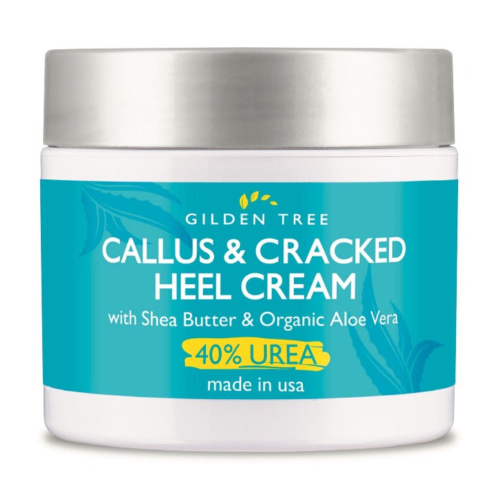 Urea Cream | Callus and Cracked Heel Cream with 40% Urea