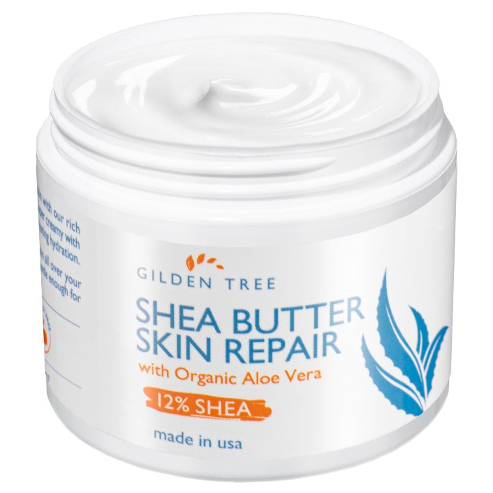 Gilden Tree | Eczema Relief Cream | Shea Butter Skin Repair Cream