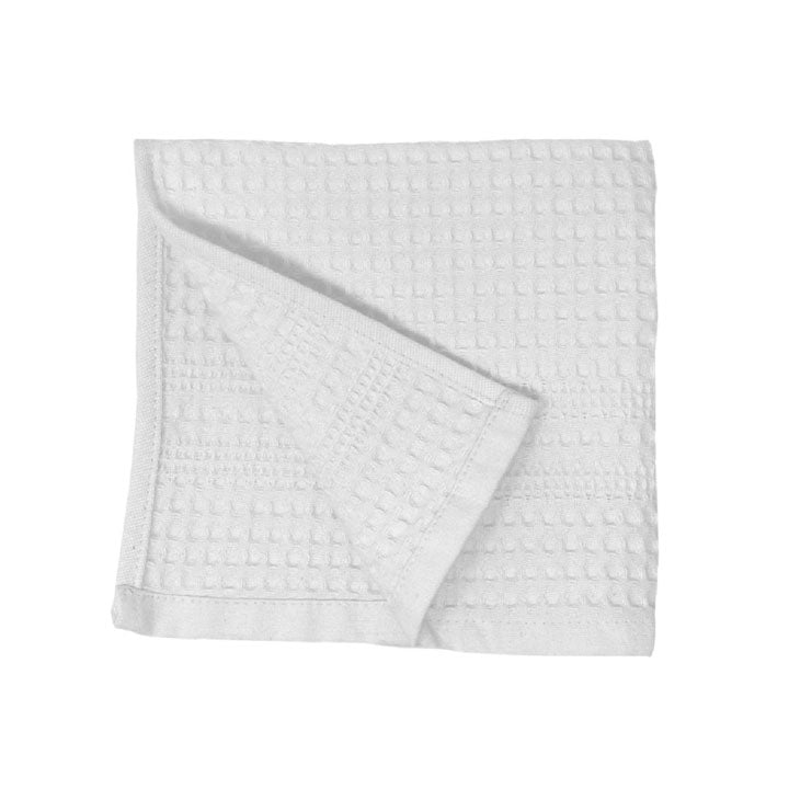 Gilden Tree | Waffle Bath Towels | White Wash Cloth