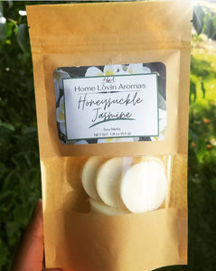 Honeysuckle Jasmine Soy Melt