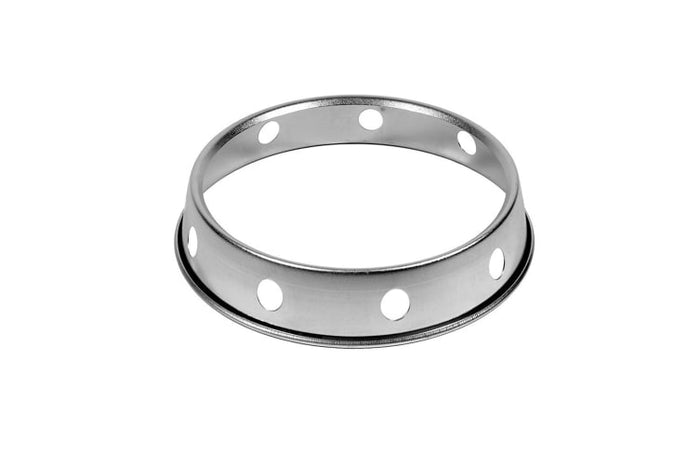 D.line Chrome Plated Wok Ring
