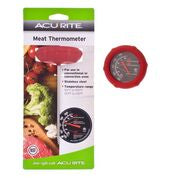 ACURITE Silicone Dial Meat Thermometer
