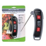 ACURITE Digital Instant Read W/Folding Probe Thermometer