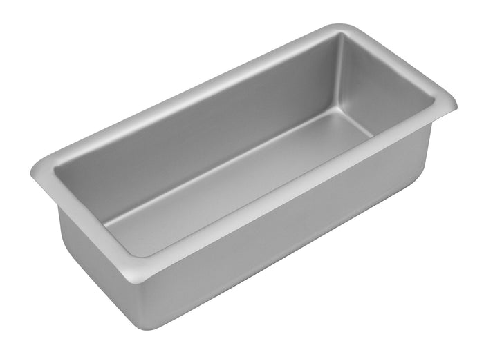 BAKEMASTER Silver Anodised Loaf pan 25 x 10 x 7.5cm