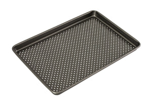 BAKEMASTER Perfect Crust Baking Tray 39.5 x 27 x 2.5cm