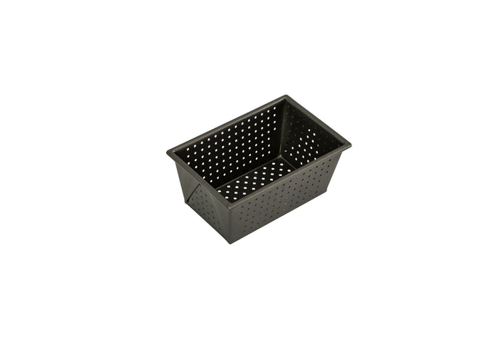 BAKEMASTER Perfect Crust Box Sided Loaf Pan 15 x 10 x 7cm