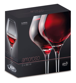 BOHEMIA Amoroso Wine Glass 350ml