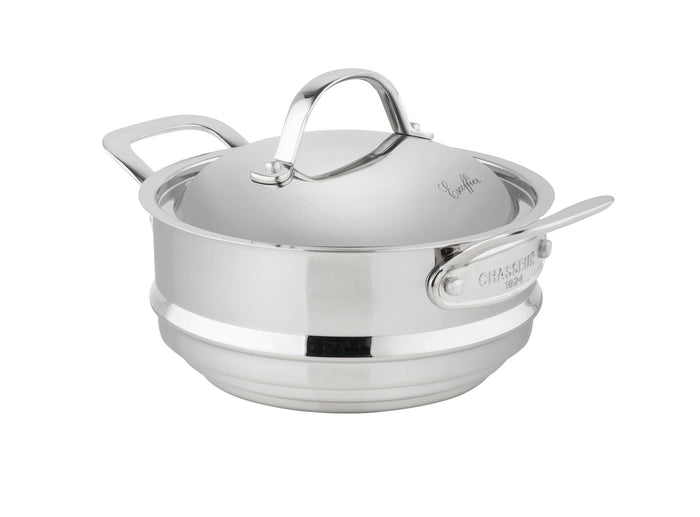 CHASSEUR Escoffier Multi Steamer with lid