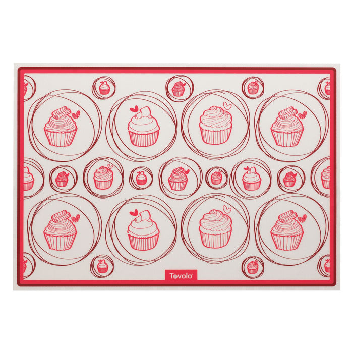 TOVOLO	Silicone Biscuit Sheet - Baking Mat 42 x 29cm