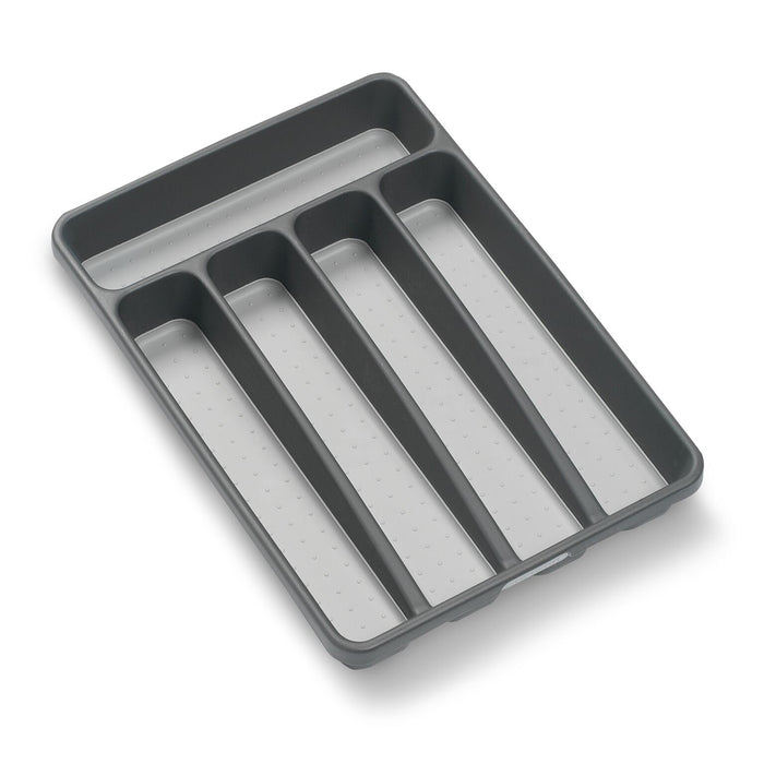 MADESMART Mini 5 Compartment Cutlery Tray 32.4 x 23.2 x 4.8cm