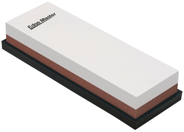 EDGE MASTER Professional Combination Whetstone - 1000/3000 Grit