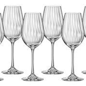 BOHEMIA Waterfall Wine Glass 350ml