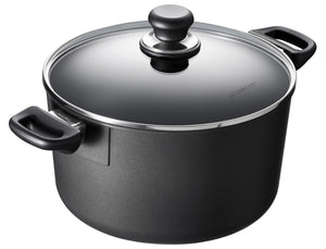 SCANPAN Classic Induction Tall Dutch Oven 26cm 6.5 litre