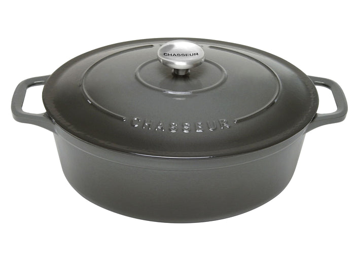 CHASSEUR Oval French Oven