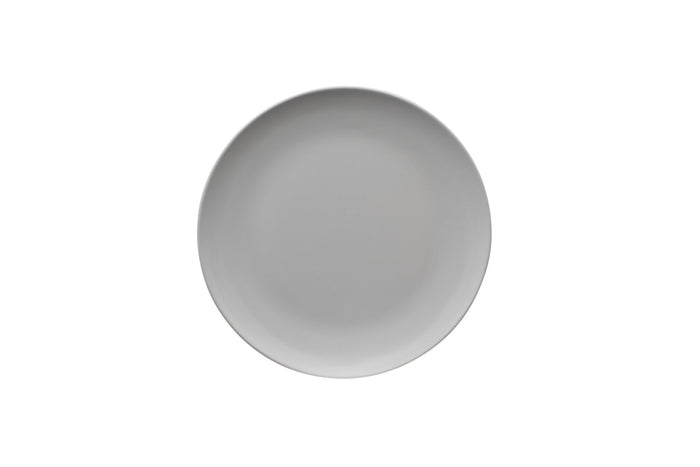 SERRONI Single Colour Melamine Plate 100% Melamine 25cm Diameter