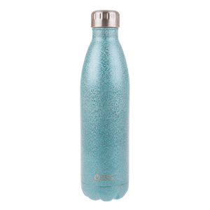 Oasis Hydration double wall 500ml water bottle stainless steel SHIMMER