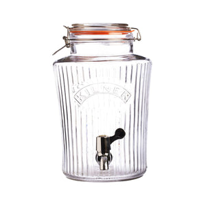 KILNER Vintage Storage Jar with Dispensing Tap