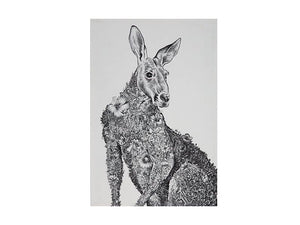 MAXWELL & WILLIAMS Marini Ferlazzo Wildlife Tea Towel 50x70cm