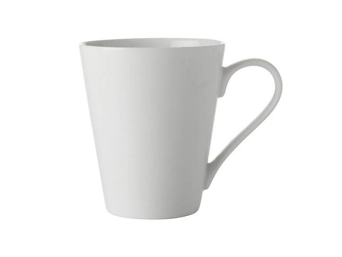 MAXWELL & WILLIAMS MW White Basics Conical Mug 300ML