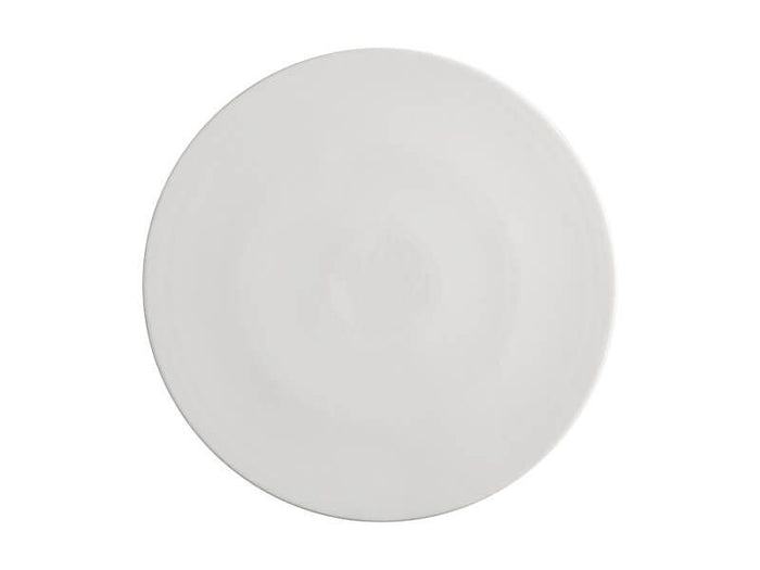 MAXWELL & WILLIAMS MW White Basics Pavlova Plate 34cm Gift Boxed