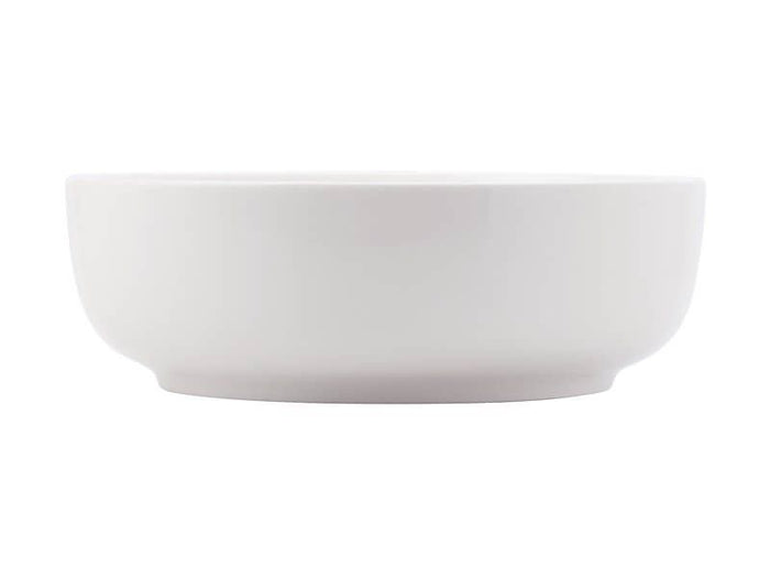 MAXWELL & WILLIAMS MW White Basics Contemporary Serving Bowl 20x6.5cm Gift Boxed