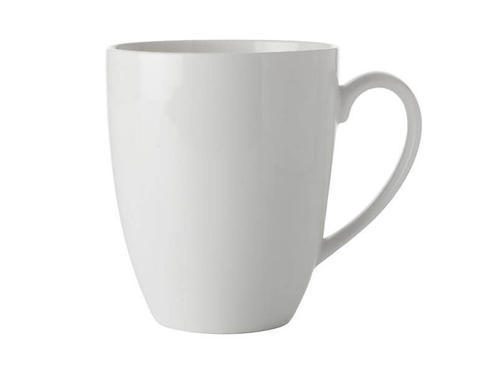 MAXWELL & WILLIAMS MW White Basics Coupe Mug 450ML