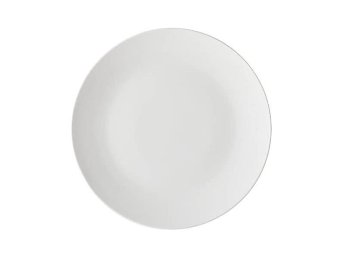 MAXWELL & WILLIAMS MW White Basics Coupe Entree Plate 23cm