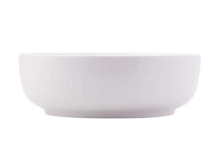 MAXWELL & WILLIAMS MW White Basics Contemporary Serving Bowl 25x8cm Gift Boxed
