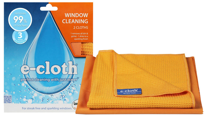 E CLOTH Window Cleaning Twin Pack