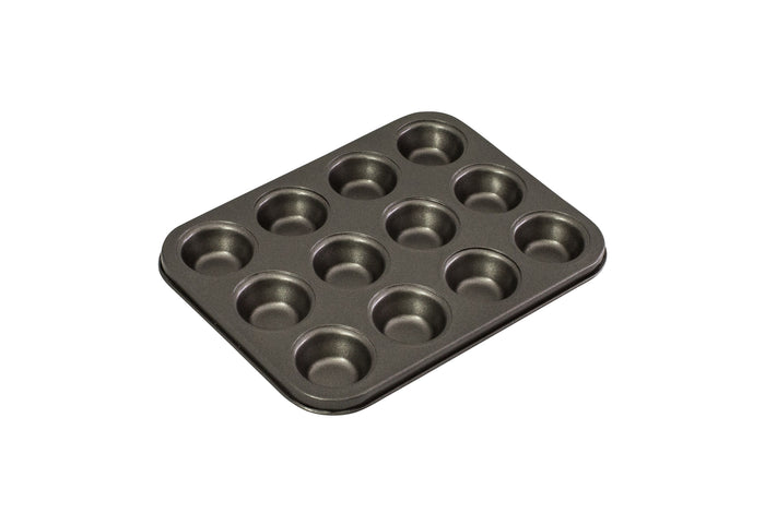 BAKEMASTER 12 Cup Mini Muffin Pan 40 x 20cm