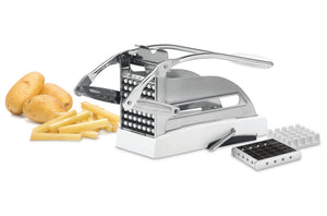 AVANTI Potato Chipper with Two Interchangeable Blades