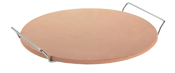 AVANTI 33cm Pizza Stone with Rack
