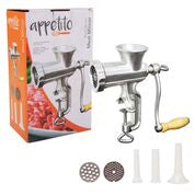 Appetito Cast Iron Meat Mincer no 8
