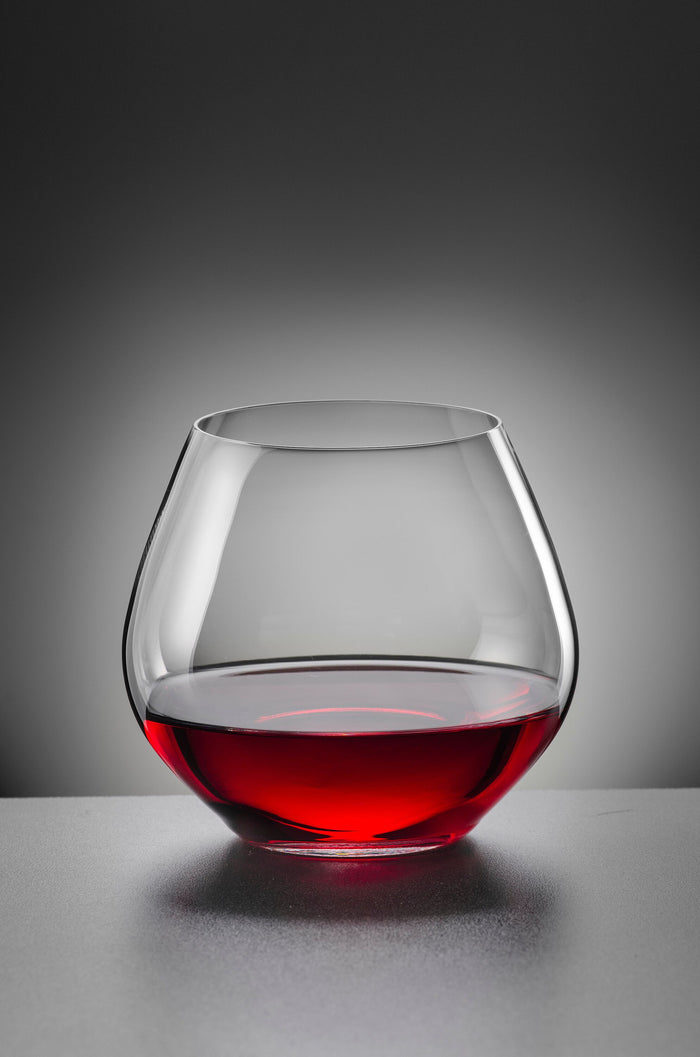 BOHEMIA Amoroso Stemless Wine Glass 440ml
