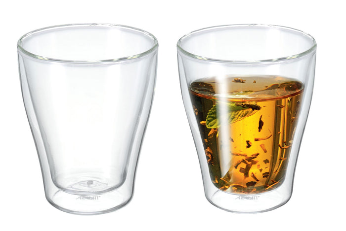 AVANTI Modena Twin Wall Glass - Set of 2