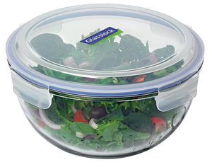 GLASSLOCK Mixing/Storage Tempered Glass Bowl 4000ml