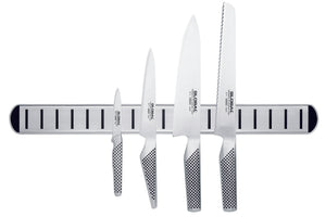 GLOBAL Magnetic Knife Rack Set