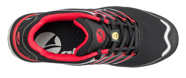 ALBATROS Damenschuh Twist Red WNS Low