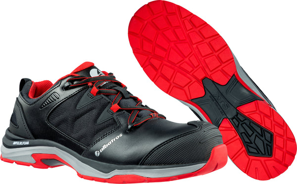 ALBATROS Ultratrail Black Low