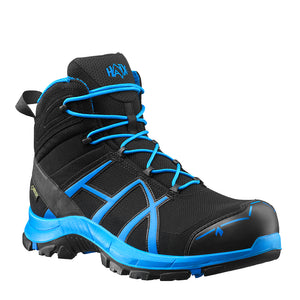 HAIX Black Eagle Safety 40 Mid schwarz/blau