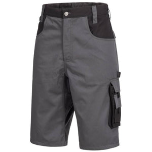 NITRAS Shorts Motion Tex Plus grau / schwarz
