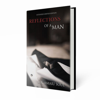 Reflections of A Man - Hardcover (Extended Limited Edition) Unsigned