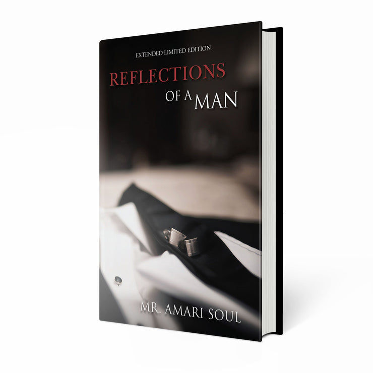 Reflections of A Man - Hardcover (Extended Limited Edition) Signed