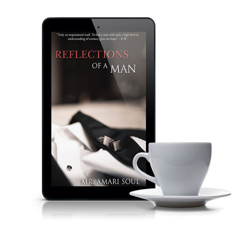 Reflections Of A Man - Ebook Edition (Digital Download Only)