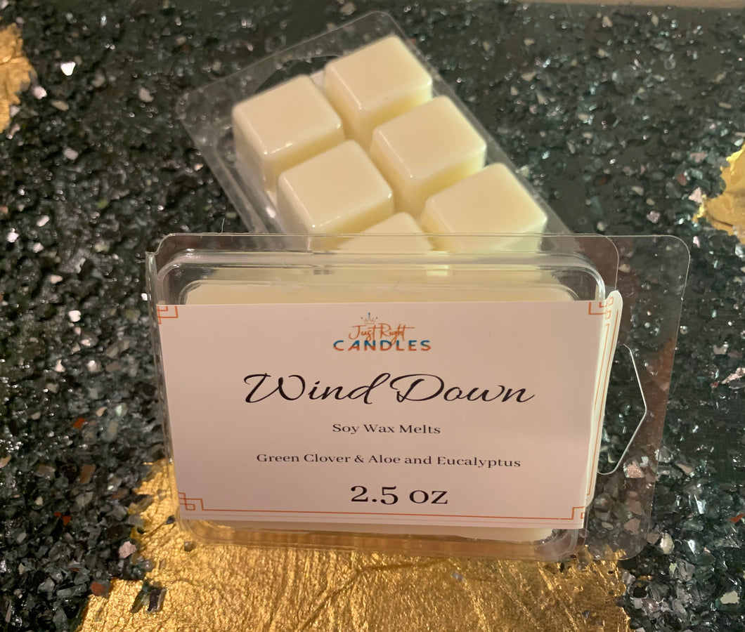 Wind Down Wax Melts