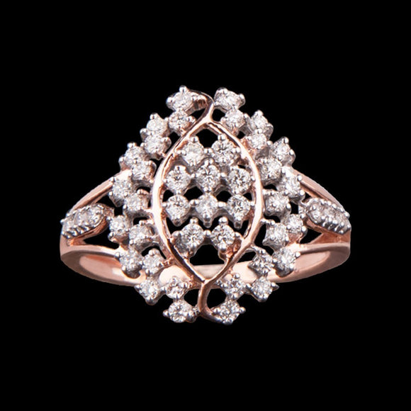 R4978 - Monarch Cocktail Ring