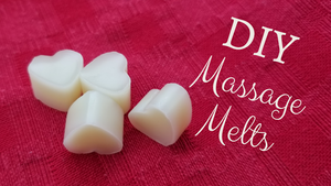 DIY Massage Melts